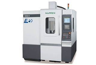 High Speed Machining Centers Delta Series Paul Jet
