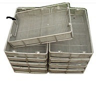 High Temperature Steel Basket Castings For Heat Treatment Furnaces Eb3098