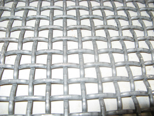 High Tensile Steel Screen Flat Top