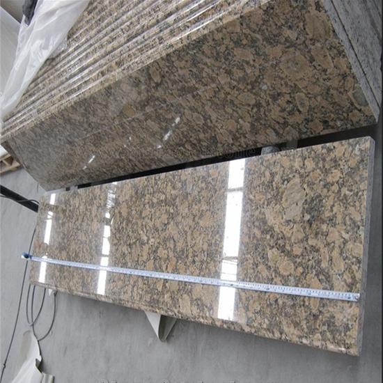 Highly Quality Giallo Fiorito Granite Countertop