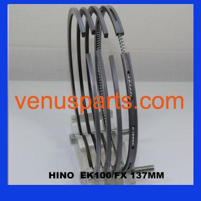 Hino Engine Ek100 Ek200 Piston Ring 13011 1010 2210 1021