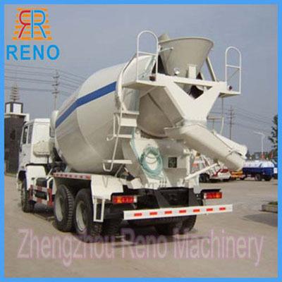 Hjc Concrete Mixer Truck