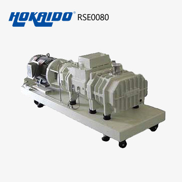 Hokaido Simple Structure Dry Screw Vacuum Pump Rse80