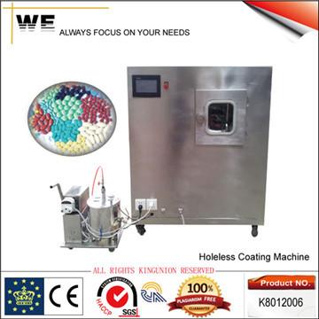 Holeless Coating Machine