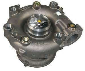 Holset H1e Series Turbochargers