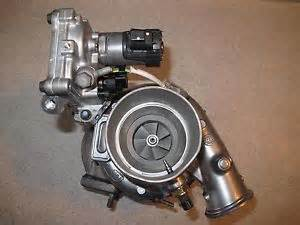 Holset H2a Series Turbochargers