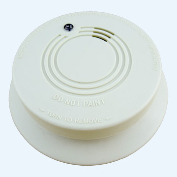 Home Security Smoke Alarm System Tester Fire Detector