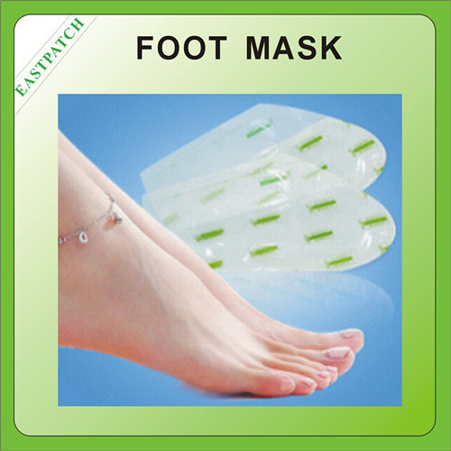 Home Spa Lady Love Powerful Exfoliating Hand Foot Mask