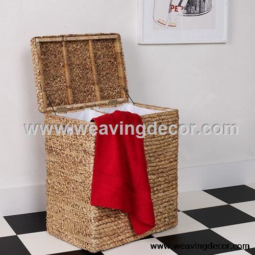 Home Storage Laundry Basket Hamper