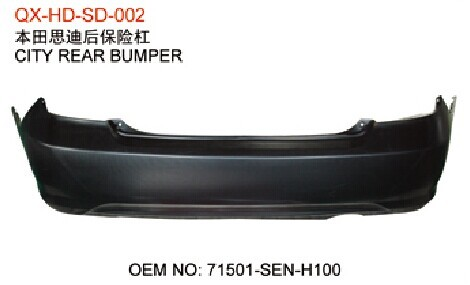 Honda Civic Rear Bumper