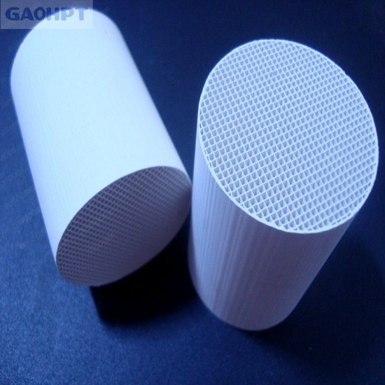 Honeycomb Ceramic Suitable For Rto Heat Exchanger