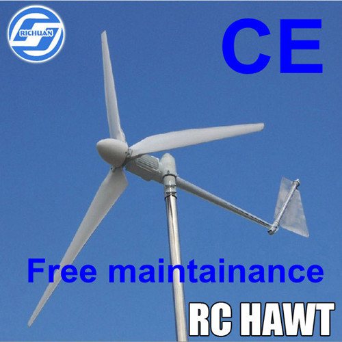 Horizontal 10kw Wind Turbine For Sale Generator With Ce Approved