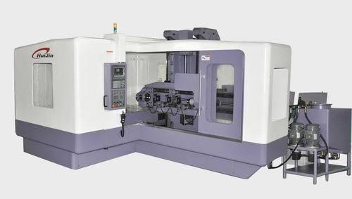 Horizontal Cnc Deep Hole Gun Drill Machine Dhd 1513