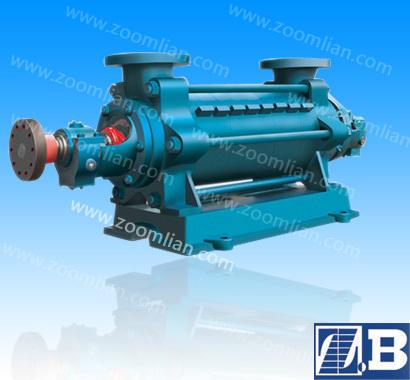 Horizontal Multistage Boiler Feed Pump