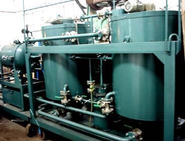 Horizontal Rotating Environmental Protection Type Waste Plastics Refining E