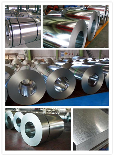 Hot Dip Galvanized Steel Sheets For Studs Material