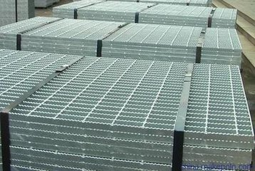 Hot Dipped Galvanized Steel Grating Is Design To Offer You Good Service