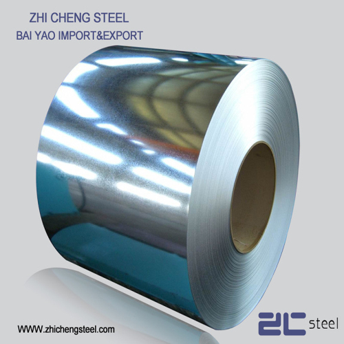 Hot Dipped Galvanized Steel Sheets In Coil