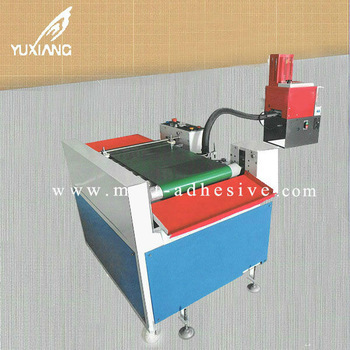 Hot Melt Automatic Gluing Machine For Pet Box