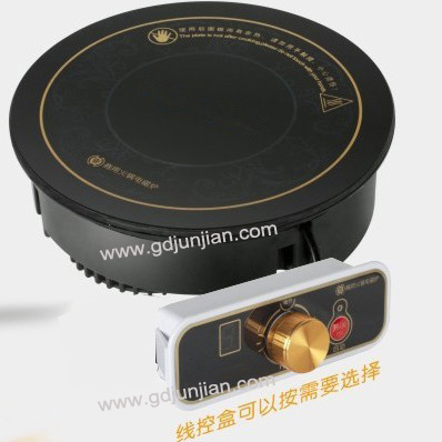 Hot Pot Induction Built In The Table Chafing Dish Restaurant Cook