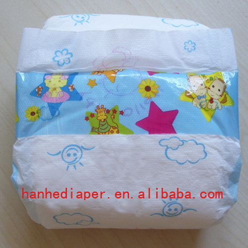 Hot Sale And Popular Baby Diapers