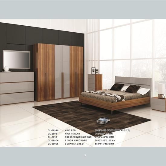 Hot Sale Bedroom Set Manufacture