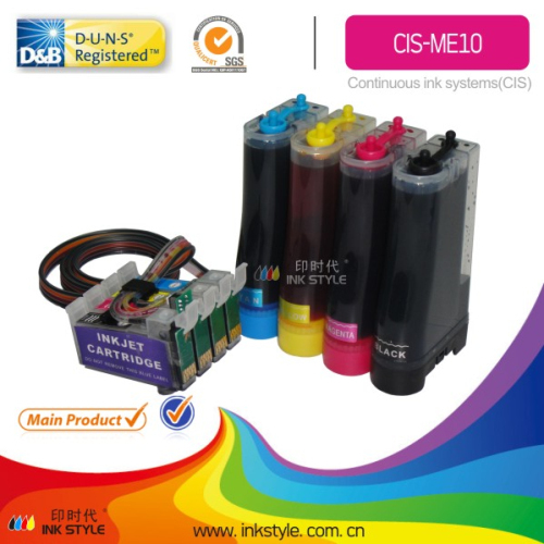 Hot Sale Ciss T1661 4 System For Epson Me 10 101