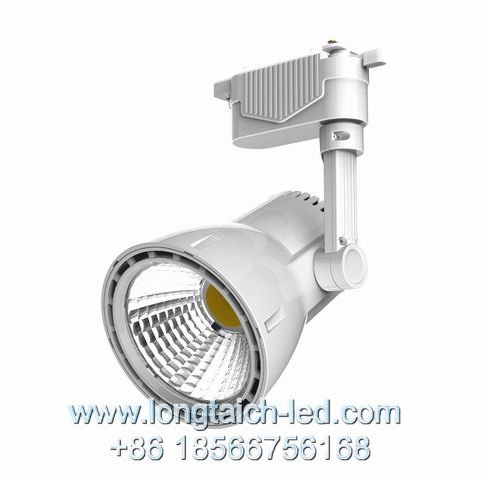 Hot Sale Cob 40w Led Track Light 20w Ra 80 90 Commercial 30w