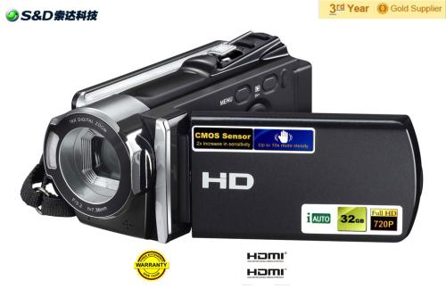 Hot Sale Digital Camera Hdv 614s