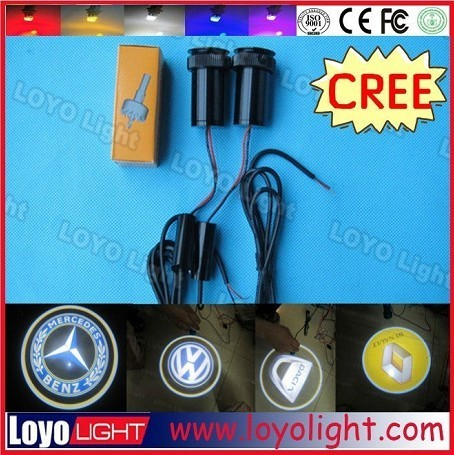 Hot Sale Small Size Cree Car Logos With Names