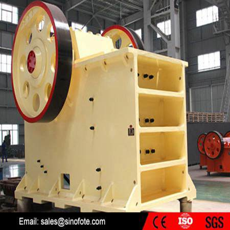 Hot Sale Small Stone Jaw Crusher