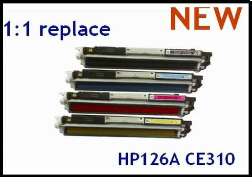 Hot Sell Brand New Compatible Toner Cartridge For Hp Printers Ce310 Ce311a