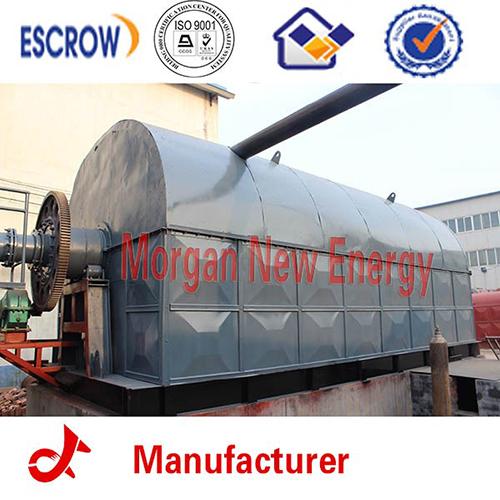 Hot Sell Pyrolysis Machine