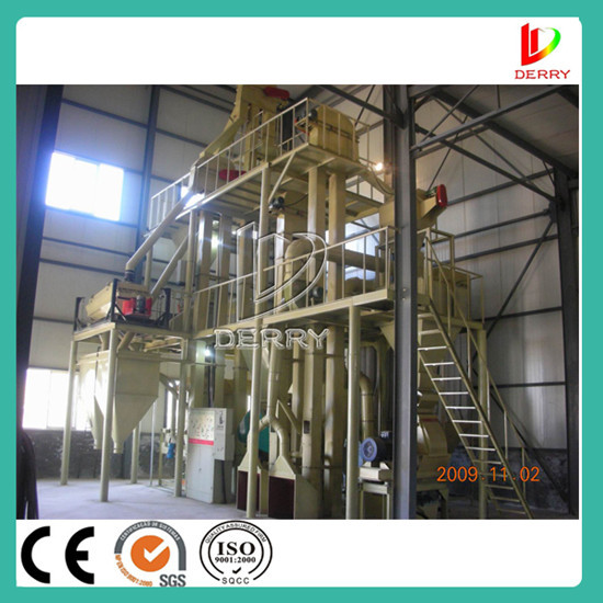 Hot Selling Animal Poultry Feed Processing Line