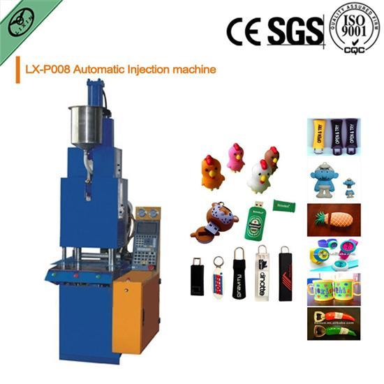 Hot Selling Liquid Pvc Brand Injection Machine Lx P008