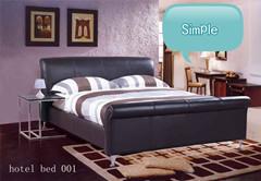 Hotel Furniture Modern Design Bed