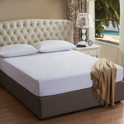Hotel Mattress Protectors Waterproof Pads Toppers