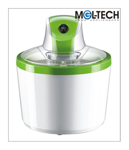 Household Ice Cream Makers With Green Color