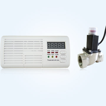 Household Smart Independent Standalone Poisoning Gas Detector With Digital