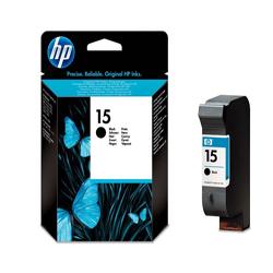 Hp 15 C6615n Black Ink Cartridge