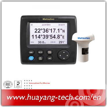 Hp 33 Marine Gps Sbas Navigator With Video Plotter Function