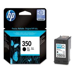 Hp 350 Cb335ee Black Ink Cartridge