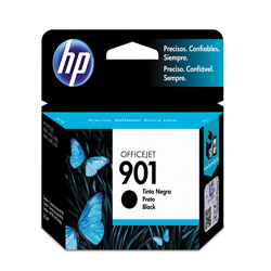 Hp 901 Cc653aa Black Ink Cartridge