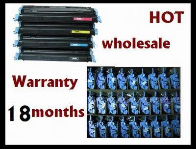 Hp Q6000a Q6001a Q6002a Q60003a Color Laser Toner Cartridge