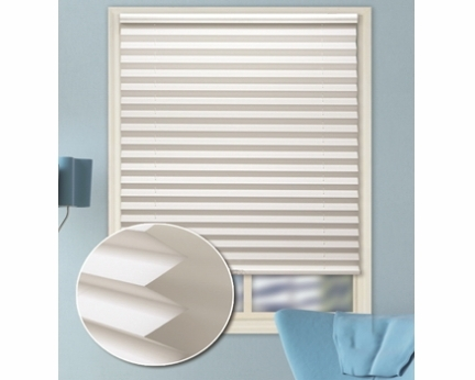 Hp013aaa804 25mm Cordless Pleated Blinds
