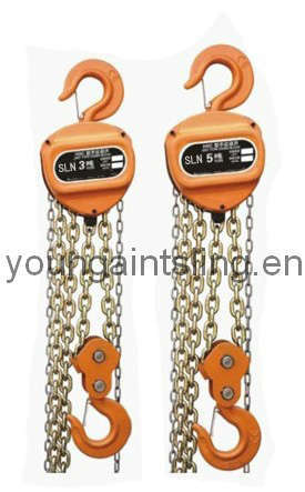 Hs C Series Chain Blocks Of 0 5t