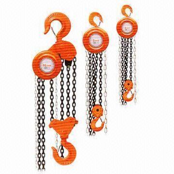 Hsz Hand Hoists Round Chain