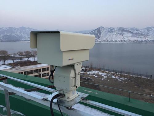 Htir210r 20 200mm Focal Length Infrared Long Range Thermal Camera