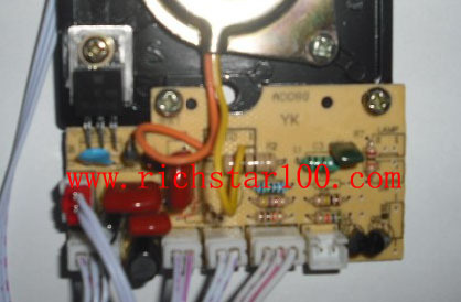 Humidifier Control Board