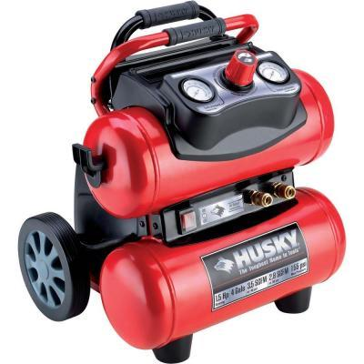 Husky 395 226 Air Compressor